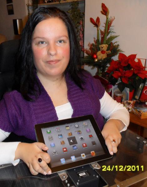Mein iPad und die Skoobe-App sind nicht mehr wegzudenken