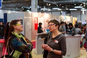 buecherloewe im Gespräch mit Katharina Eberenz vom Argon Verlag