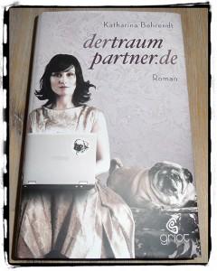 dertraumpartner.de von Katharina Behrendt - Cover mit freundlicher Genehmigung vom Griot Verlag