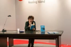 Madeline Giese, Frankfurter Buchmesse 2014
