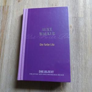 Die Farbe Lila von Alice Walker - mit freundlicher Genehmigung vom Eder & Bach Verlag