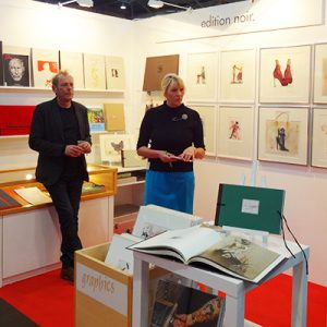Edition noir. - Werkstatt, Galerie & Verlag für Handpressendrucke und Künstlerbücher